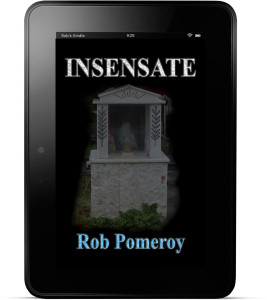 Kindle Fire showing Insensate