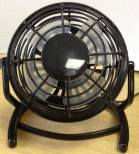 Noiseless USB Desktop Fan
