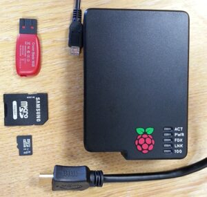 The Pi plus extra bits, in all their glory