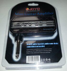 JOYO JA-03 Acoustic in blister pack