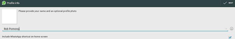 Install WhatsApp step 13