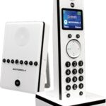 Motorola D811 - stylish DECT answerphone