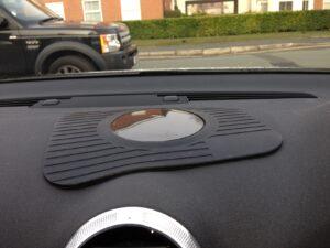 GPS Vehicle mount mat